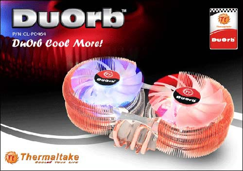 Thermaltake DuOrb CPU Cooler